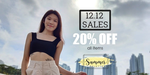 Summer Palette Singapore 12.12 Sales with New Collection