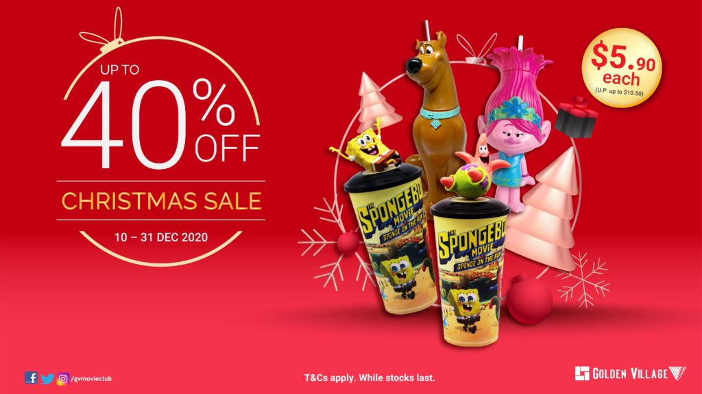 Enjoy Christmas Gifting Deals of up to 40% off with Golden Village | Why Not Deals 3