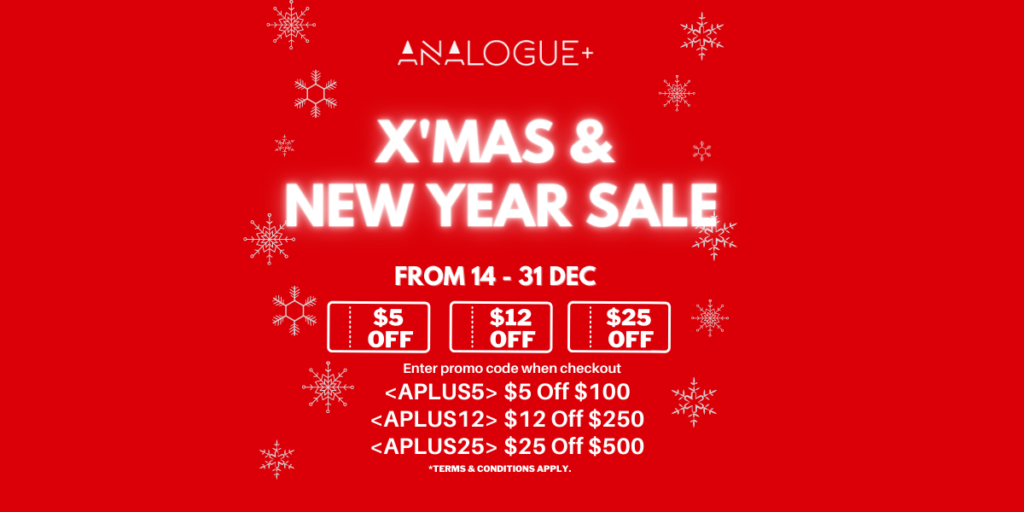 Up to $25 OFF on lifestyle and audio gadgets this Christmas Sale! | Why Not Deals 1