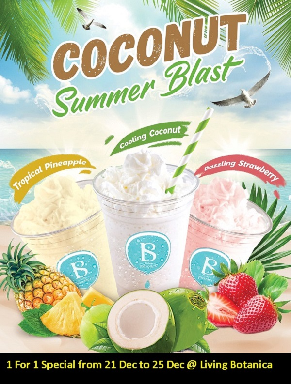 1 For 1 Coconut Blast | Why Not Deals 1