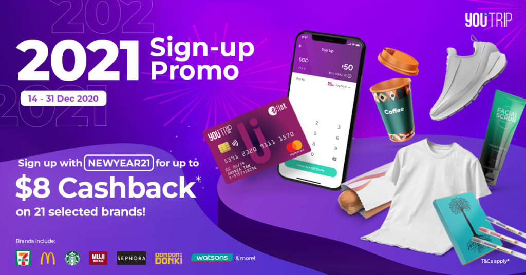 YouTrip 2021 Sign-up Promo | Why Not Deals 1