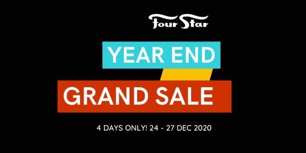 Four Star Year-End Grand Sale 2020