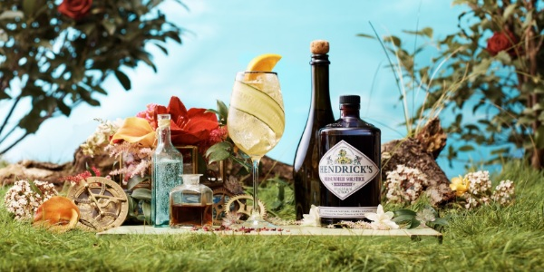Indulge in floral magic with Hendrick's Midsummer Solstice cocktails at your favourite watering hole