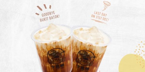 JLD Dragon Singapore Bukit Batok Popup Store 1-for-1 Promotion 30-31 Dec 2020