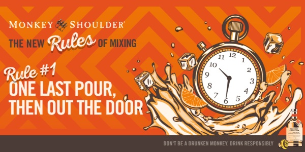 Monkey Shoulder Launches 'The New Rules of Mixing' as Singapore Readies for Phase 3