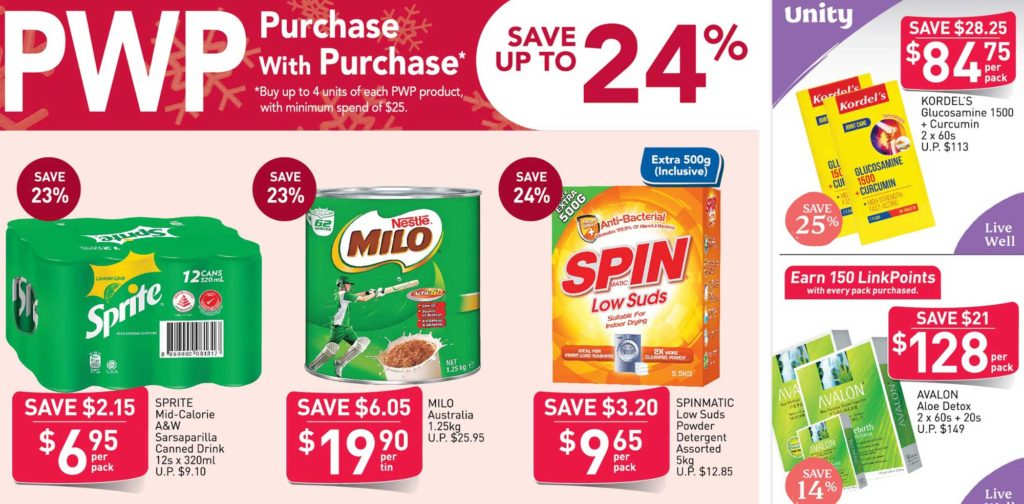NTUC FairPrice Singapore Your Weekly Saver Promotion 17-23 Dec 2020 | Why Not Deals 1