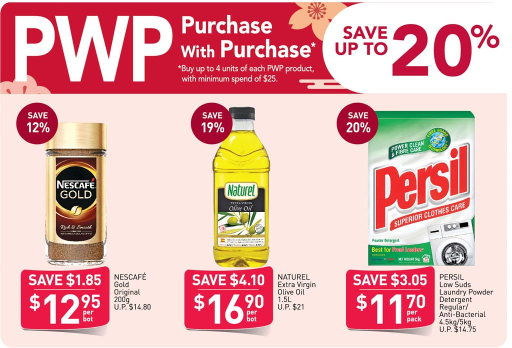 NTUC FairPrice Singapore Your Weekly Saver Promotion 31 Dec 2020 - 6 Jan 2021 | Why Not Deals 1