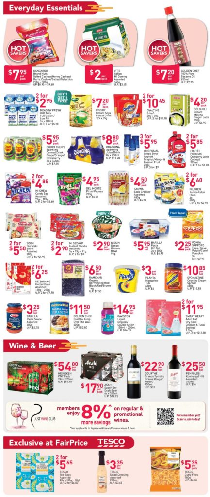 NTUC FairPrice Singapore Your Weekly Saver Promotion 31 Dec 2020 - 6 Jan 2021 | Why Not Deals 3