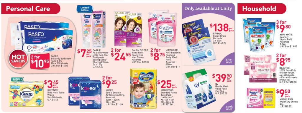 NTUC FairPrice Singapore Your Weekly Saver Promotion 31 Dec 2020 - 6 Jan 2021 | Why Not Deals 4