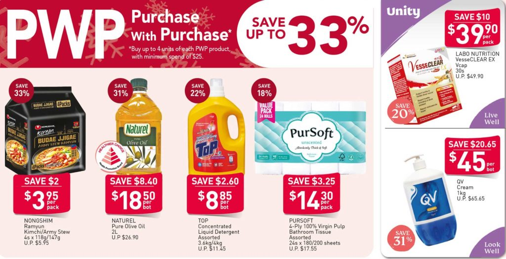 NTUC FairPrice Singapore Your Weekly Saver Promotions 10-16 Dec 2020 | Why Not Deals 1
