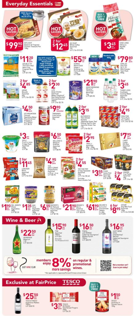 NTUC FairPrice Singapore Your Weekly Saver Promotions 10-16 Dec 2020 | Why Not Deals 6
