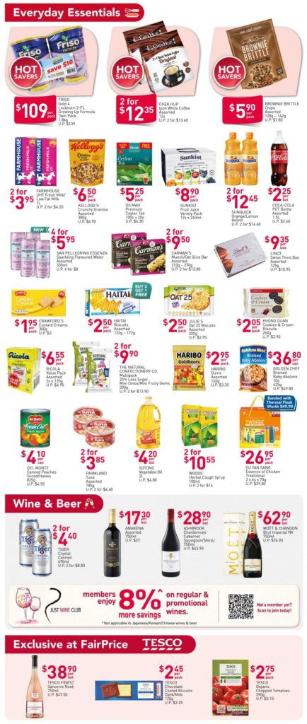 NTUC FairPrice Singapore Your Weekly Saver Promotions 24-30 Dec 2020   Why Not Deals 3