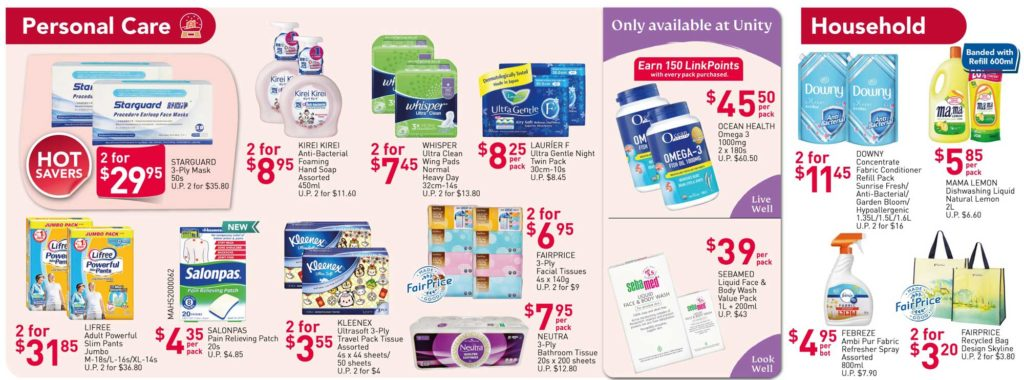 NTUC FairPrice Singapore Your Weekly Saver Promotions 24-30 Dec 2020   Why Not Deals 4