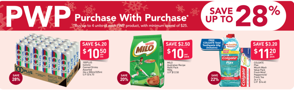 NTUC FairPrice Singapore Your Weekly Saver Promotions 3-9 Dec 2020   Why Not Deals 1