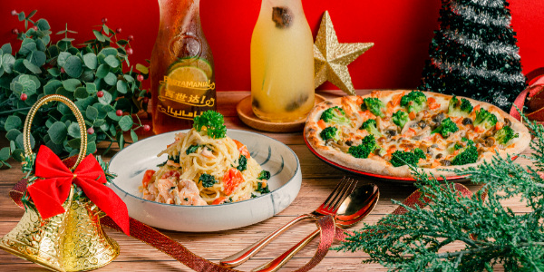 [Promotion] Bundle Up For A Touch of Christmas Cheer with PastaMania! (Until 3 January 2020)