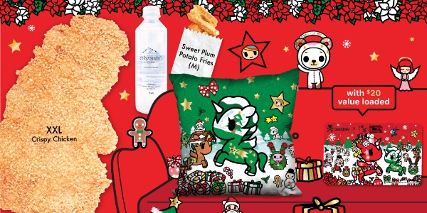 [Promotion] Shihlin Taiwan Street Snacks Xmas Bundle Almost 50% OFF on FAVE