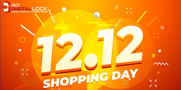 Spend $1200 and get $120 offer for 12.12 on Shopping Day Festival