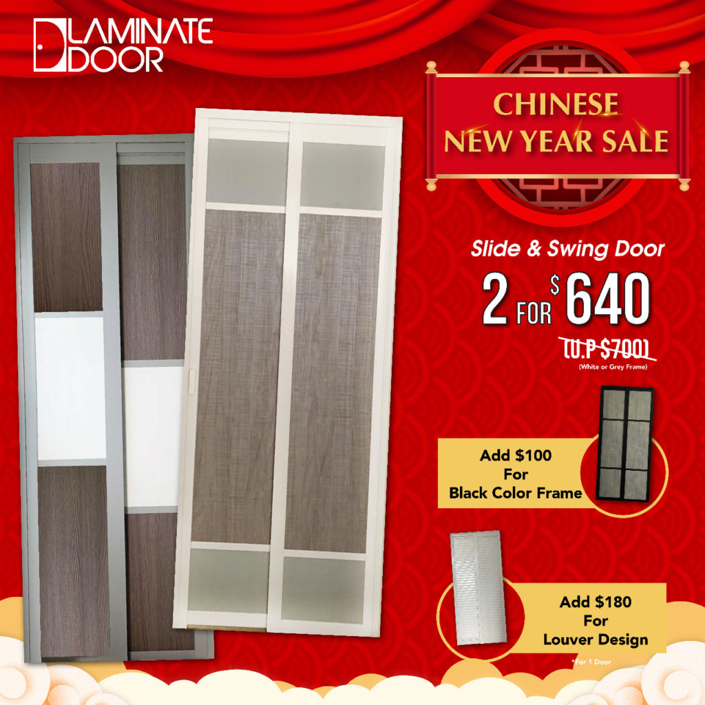 Chinese New Year Sale 2021 for Door, Gate and Digital Lock | Why Not Deals 4