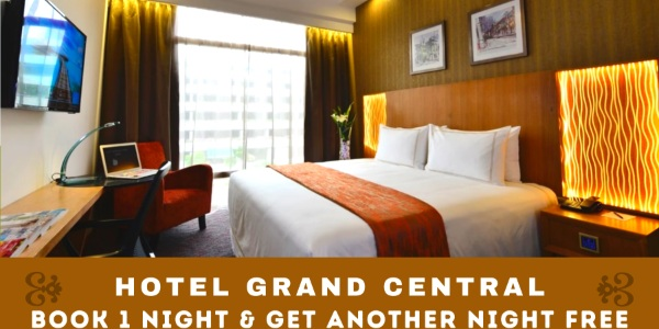 ALL THE FUN @HALF THE PRICE;  Book ONE Night & Get the other Night Free!