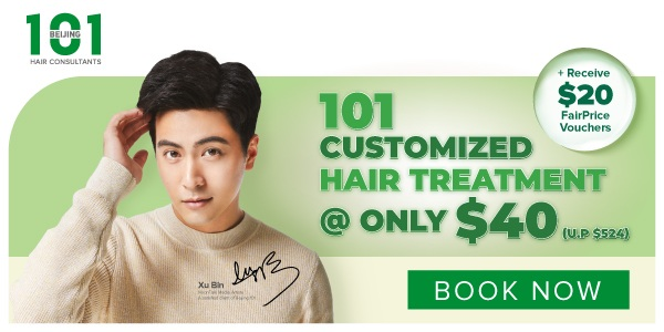Enjoy up to 90% off for a Customized Hair Treatment