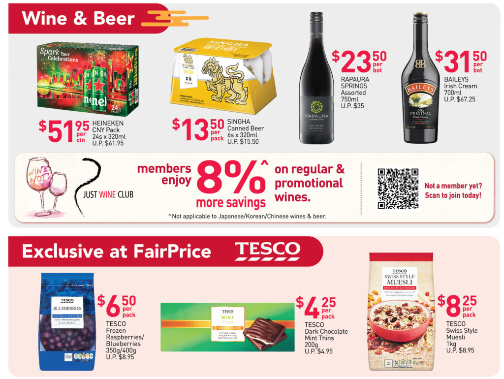 NTUC FairPrice Singapore Your Weekly Saver Promotions 14-20 Jan 2021   Why Not Deals 3