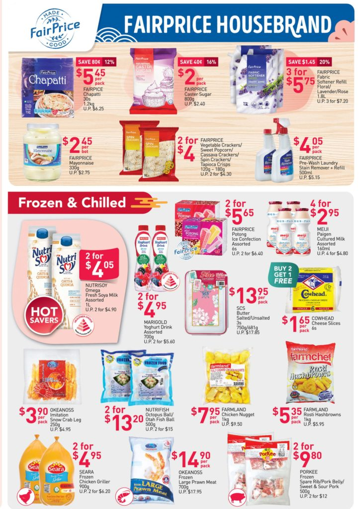 NTUC FairPrice Singapore Your Weekly Saver Promotions 14-20 Jan 2021   Why Not Deals 4