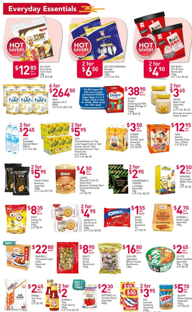 NTUC FairPrice Singapore Your Weekly Saver Promotions 7-13 Jan 2021 | Why Not Deals 3