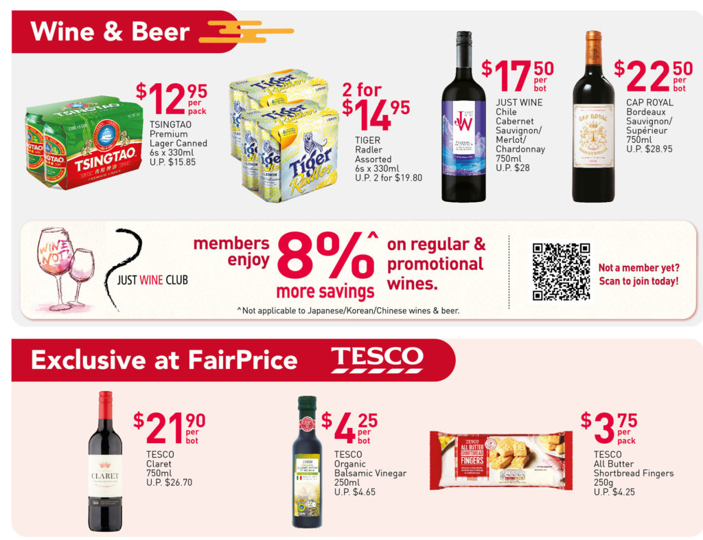 NTUC FairPrice Singapore Your Weekly Saver Promotions 7-13 Jan 2021 | Why Not Deals 4