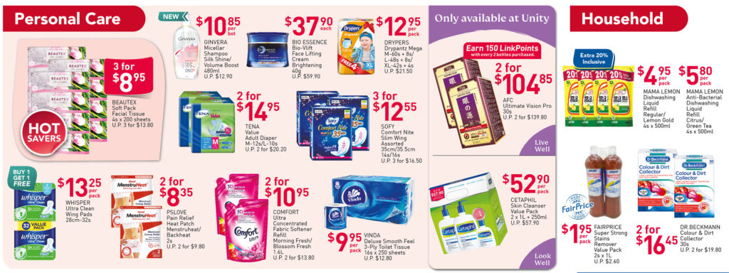 NTUC FairPrice Singapore Your Weekly Saver Promotions 7-13 Jan 2021 | Why Not Deals 5
