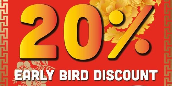 Pope Jai Thai Singapore Lunar New Year Prosperity Set Meals 20% Off Early Bird Promotion ends 31 Jan 2021
