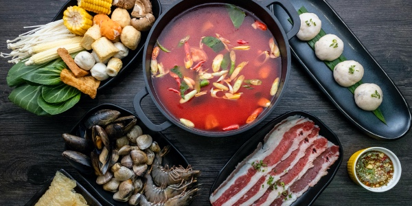 Suki-Suki Thai Hot Pot and Siam Kitchen Open at SAFRA Toa Payoh with $9.90++ Value Suki-Suki Set