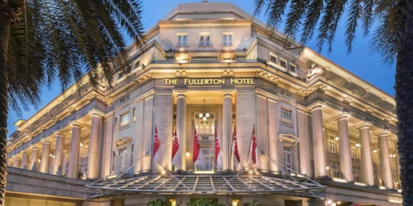The Fullerton Hotel Singapore Staycation Package (Up to 70% Off)