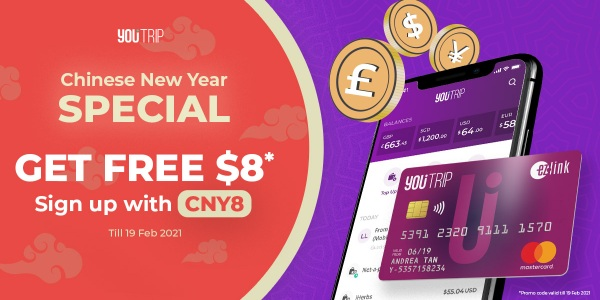 YouTrip Chinese New Year Special