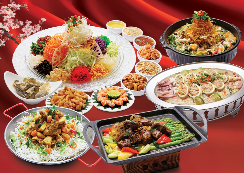 Enjoy Authentic Halal Asian Chinese New Year Treats in Shopping Malls | Why Not Deals 2