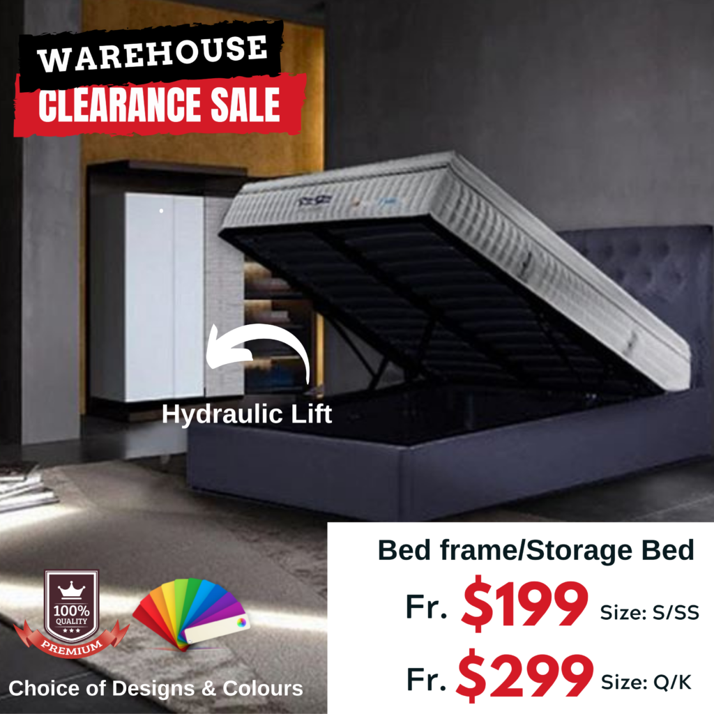 Four Star ANNUAL CLEARANCE SALE | Toa Payoh Warehouse | Why Not Deals 2
