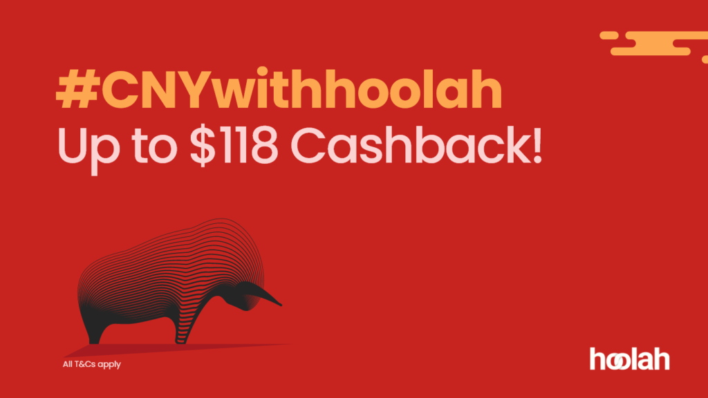#CNYwithhoolah - Take 2021 By the Horns With hoolah This CNY | Why Not Deals 1