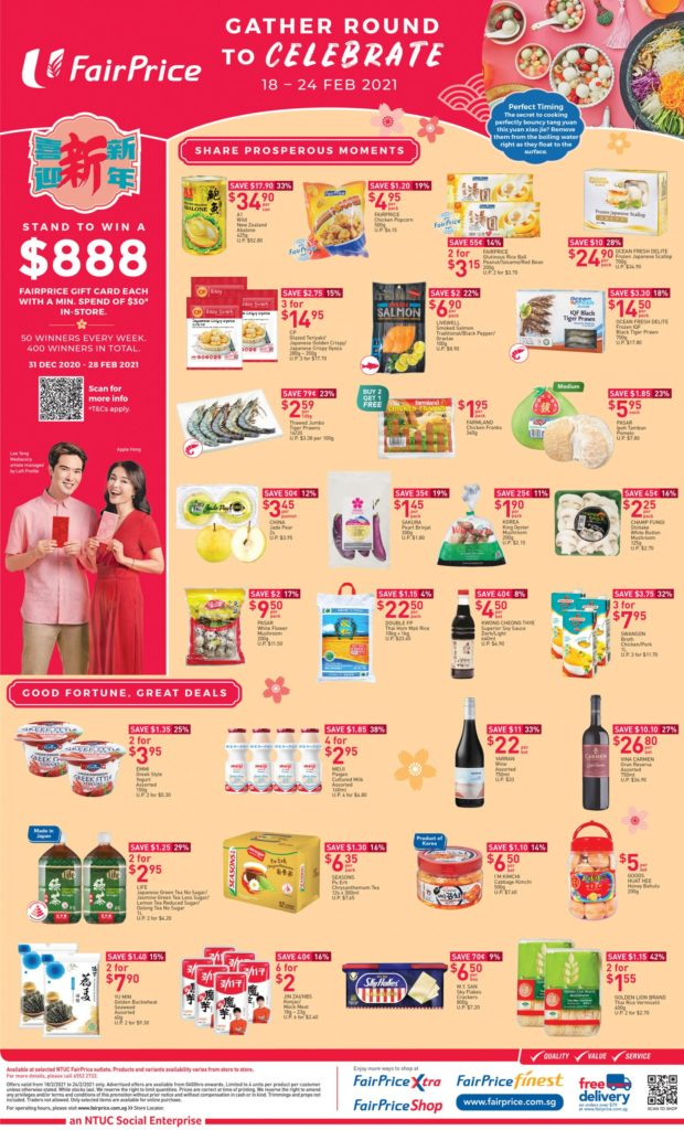NTUC FairPrice Your Week Saver Promotions 18-24 Feb 2021 | Why Not Deals 7