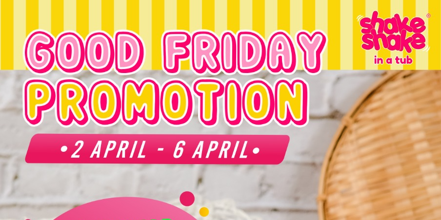 $2 for 2 Curry Puffs from Shake Shake In A Tub This Good Friday! (2-6 April 2021)