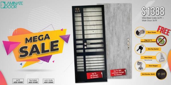 Mega Sale 2021 for Door, Gate and Digital Lock