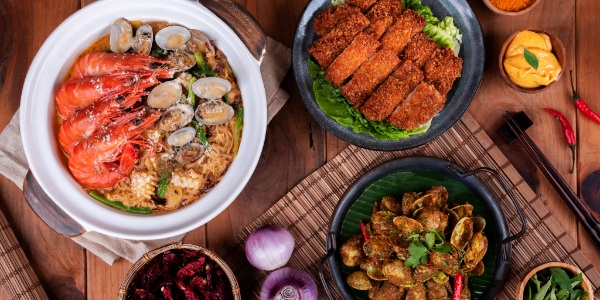 Penang Culture Celebrates 10th Anniversary with 50% off 3 New Dishes!