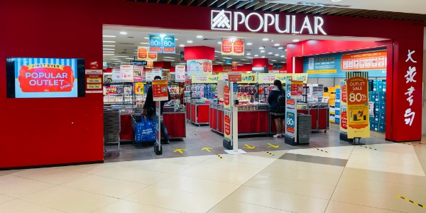 POPULAR's first outlet store sale offers free membership & greater value