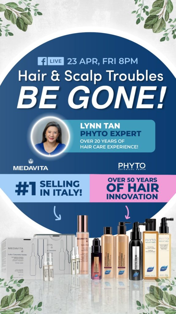 Hair & Scalp Troubles Be Gone!   Why Not Deals