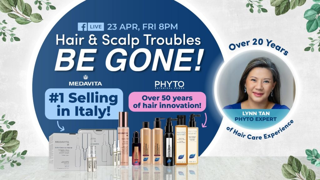 Hair & Scalp Troubles Be Gone!   Why Not Deals 2