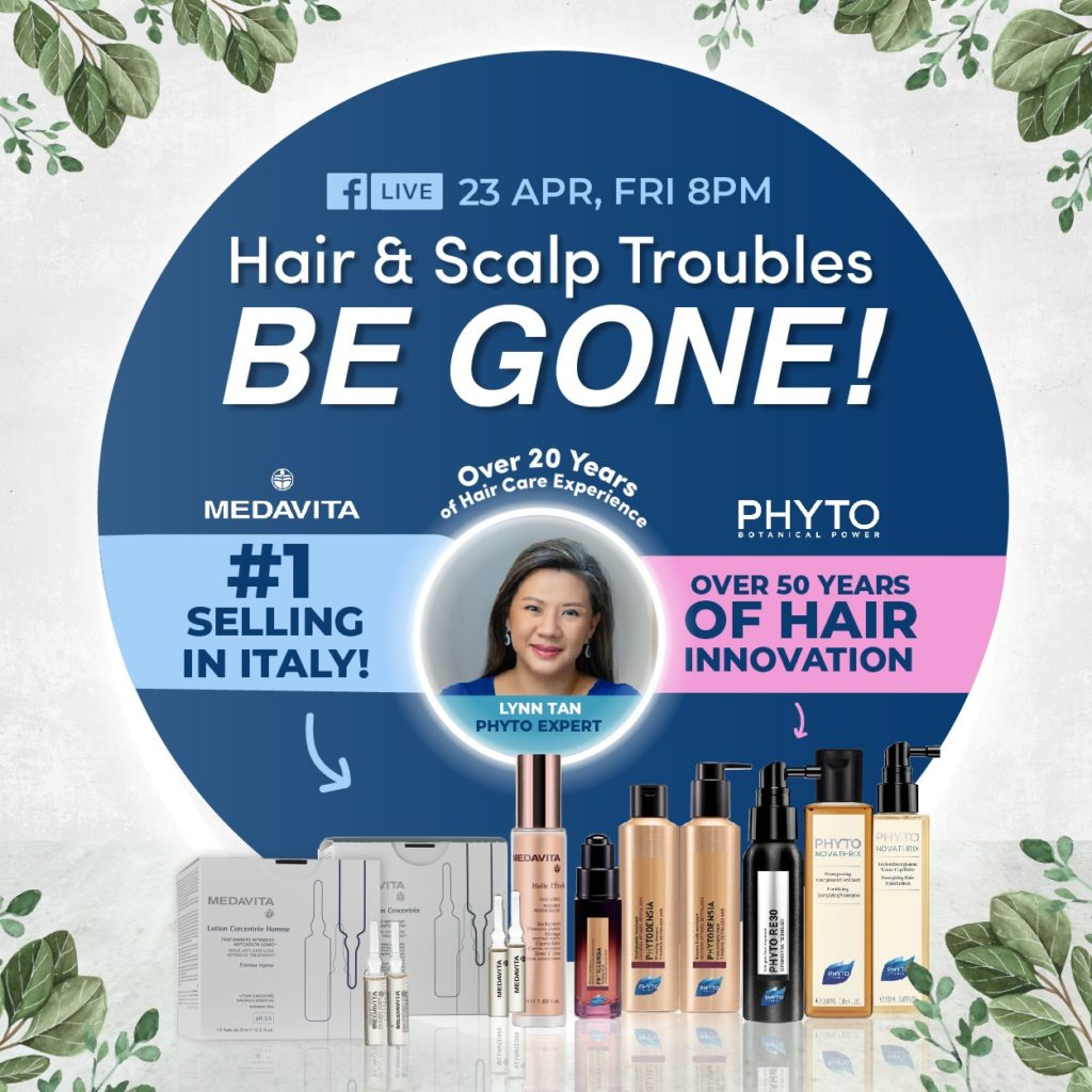 Hair & Scalp Troubles Be Gone!   Why Not Deals 1
