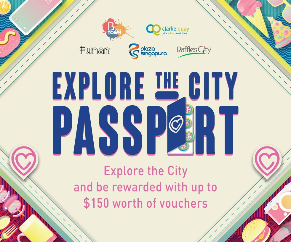 Up To S$150 Worth of Vouchers to be Gained in CapitaLand's First Local Tourism Rewards Campaign - 'E | Why Not Deals