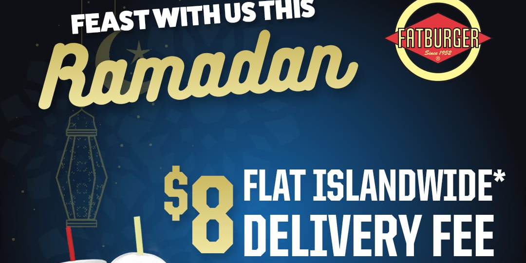 Break Fast with Deelish Brands islandwide delivery for a delightful Iftar this Ramadan