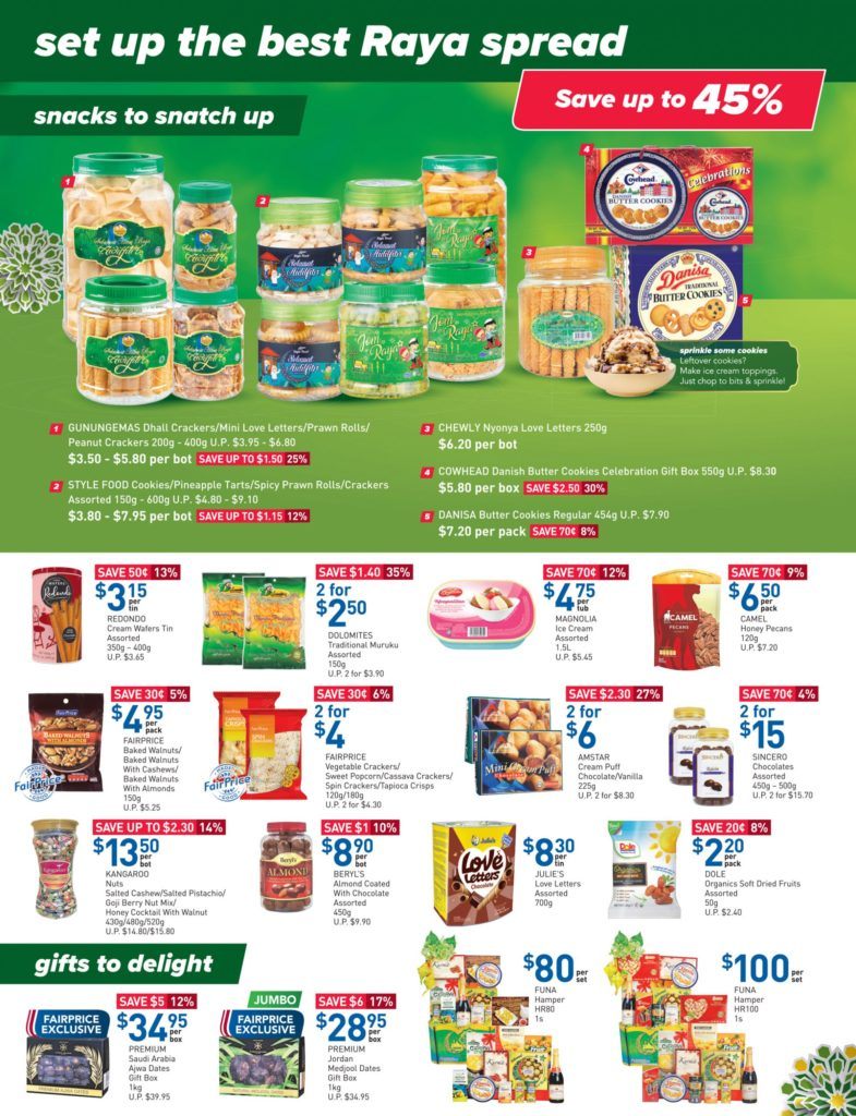 NTUC FairPrice Singapore Your Weekly Saver Promotions 29 Apr - 5 May 2021 | Why Not Deals 10