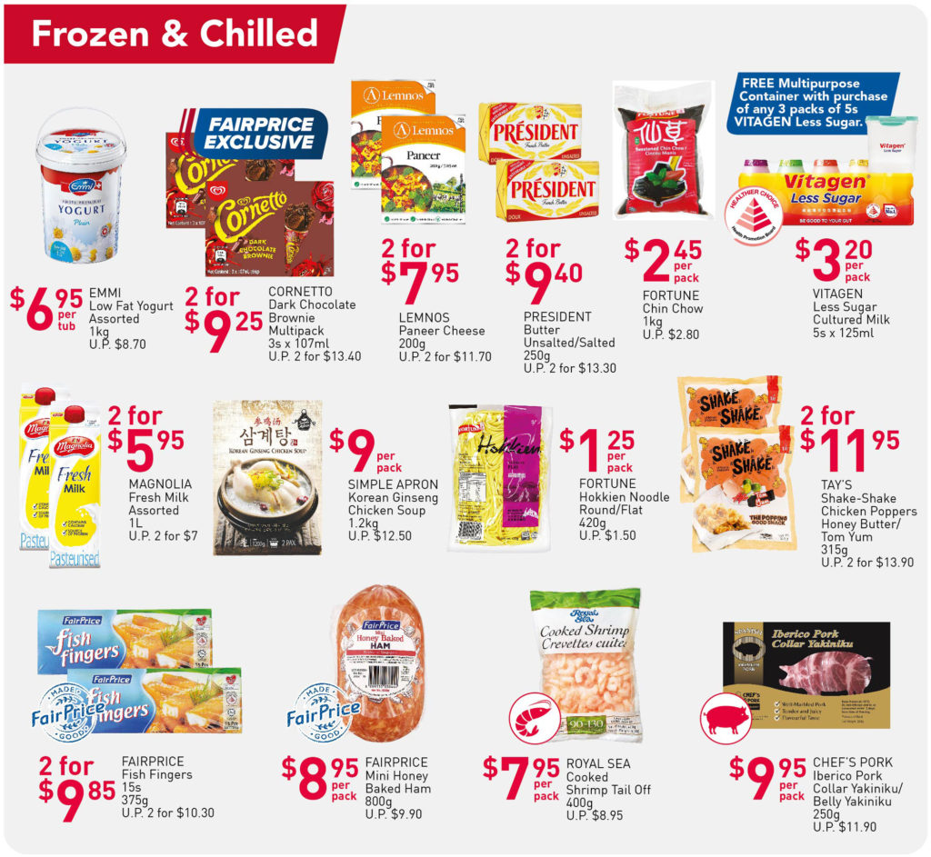 NTUC FairPrice Singapore Your Weekly Saver Promotions 29 Apr - 5 May 2021 | Why Not Deals 4