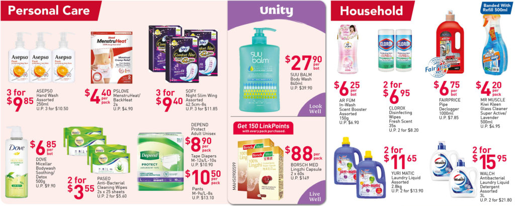 NTUC FairPrice Singapore Your Weekly Saver Promotions 29 Apr - 5 May 2021 | Why Not Deals 5