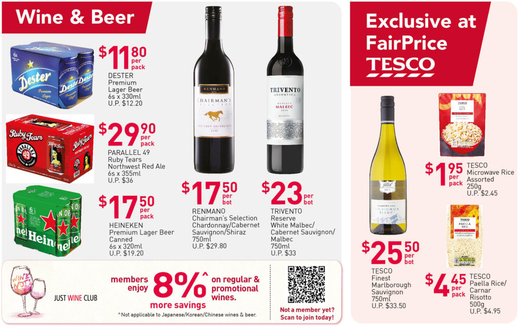NTUC FairPrice Singapore Your Weekly Saver Promotions 29 Apr - 5 May 2021   Why Not Deals 6